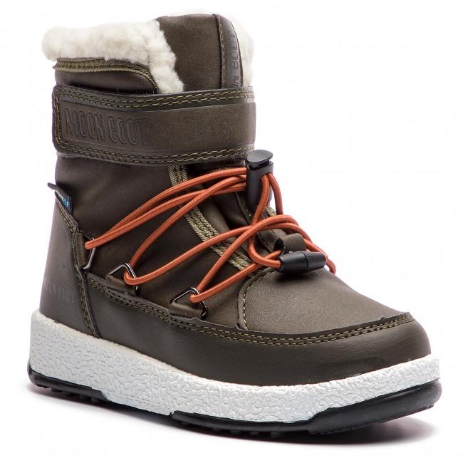 Moon Boot Jr Boy Boot Wp