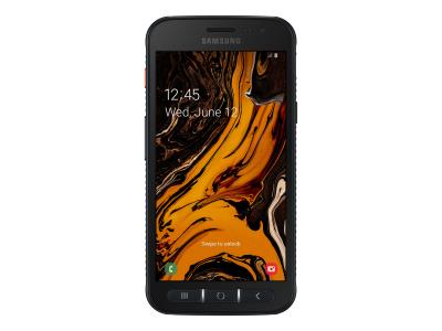 Samsung xCover 4s - Svart