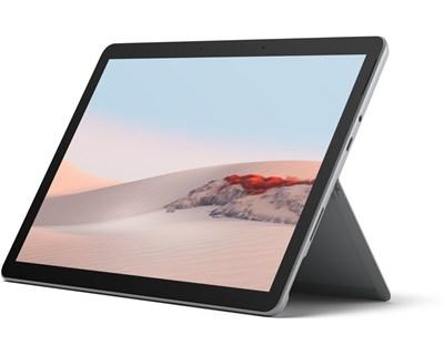 """Microsoft Surface GO. 10"""" berøringsskjerm - Sølv"""