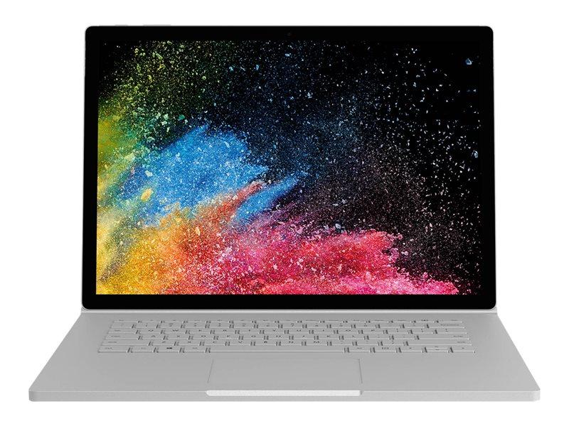 """Microsoft Surface Book 2. 13,5"""" berøringsskjerm - Sølv"""