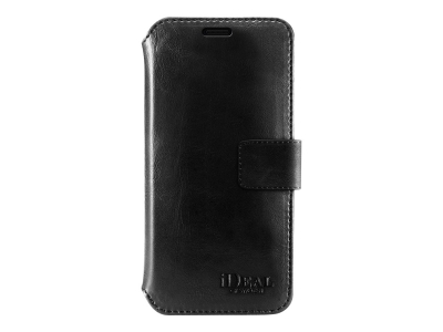 Wallet for Samsung S10 - Svart