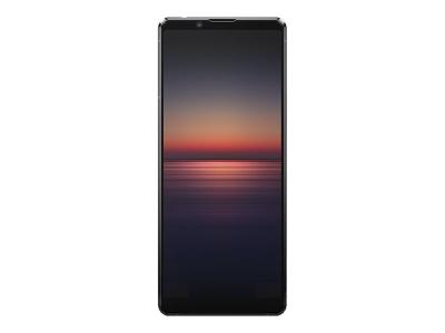 Sony Xperia 1  II  - 5G -256 GB - Svart