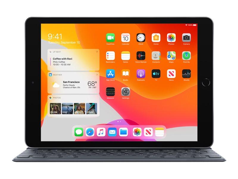 Apple 10.2- inch iPad Wi-Fi - 32GB. Romgrå