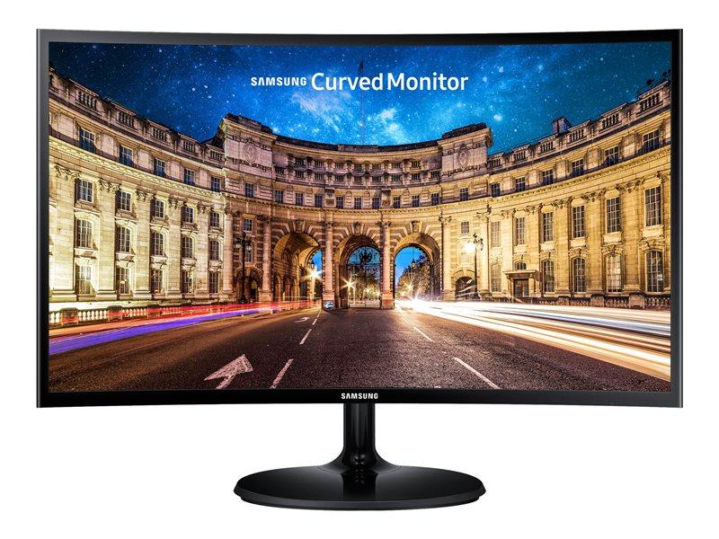 """Samsung bakgrunnsbelyst LCD- skjerm - 27"""" -  Svart høyblank"""