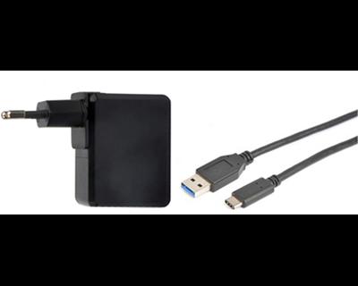 Cirafon reiseadapter som passer til OnePlus Nord - svart