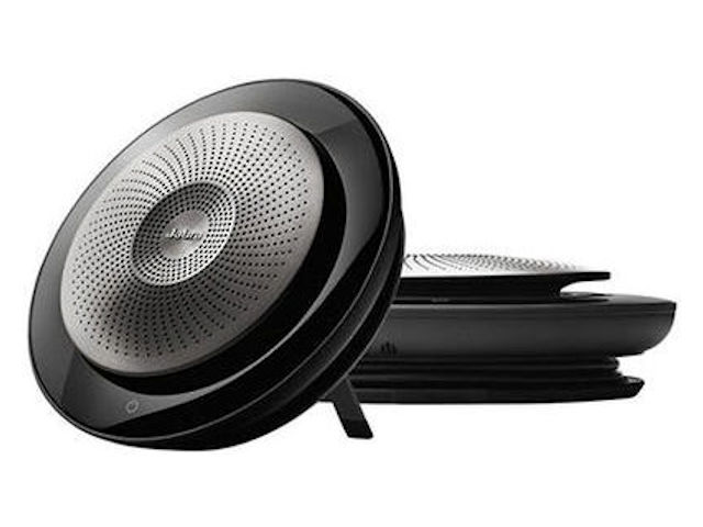 Jabra Speak 7 10 MS -HiFi Stereo-  trådløs konferansetelefon - svart - 24 mnd garanti