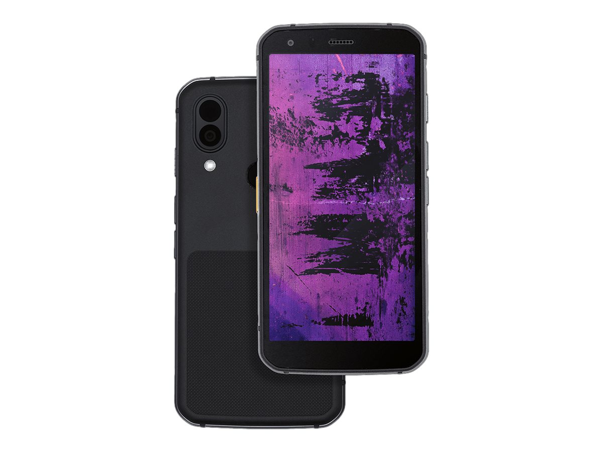 Cat S62 Pro - 128 GB - svart - 24 mnd garanti
