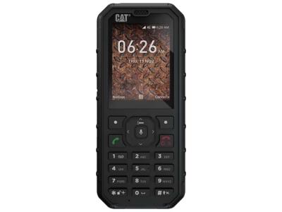 Cat B35 - 4GB - 4G - svart