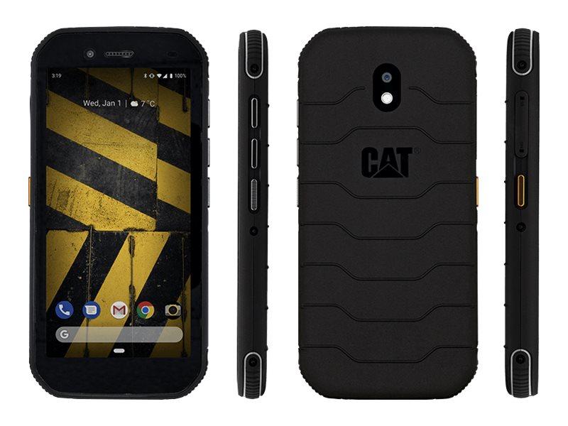 Cat S42 - 32 GB- 4G-svart - 24 mnd garanti