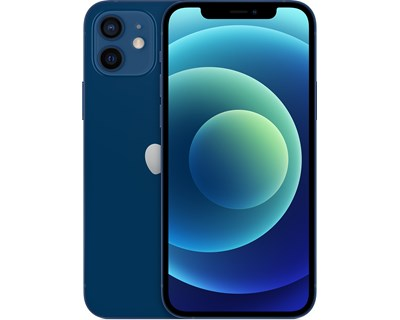 iPhone 12 64GB - 5G- blå - 24 mnd garanti