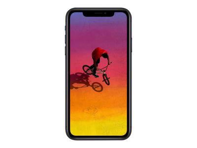 iPhone Xr 128 GB Svart