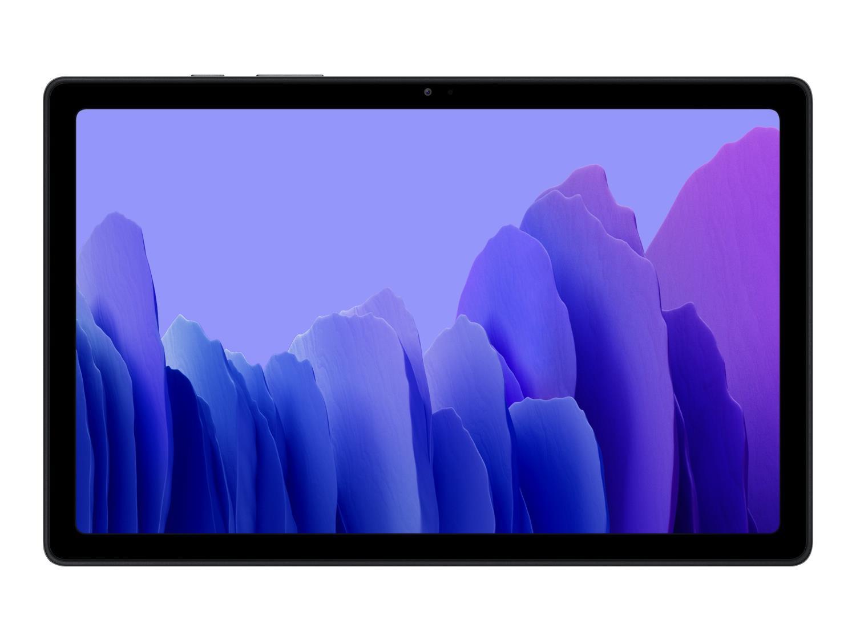 """Samsung Galaxy Tab A7-4G-10,4"""" - 32 GB - Mørk grå"""