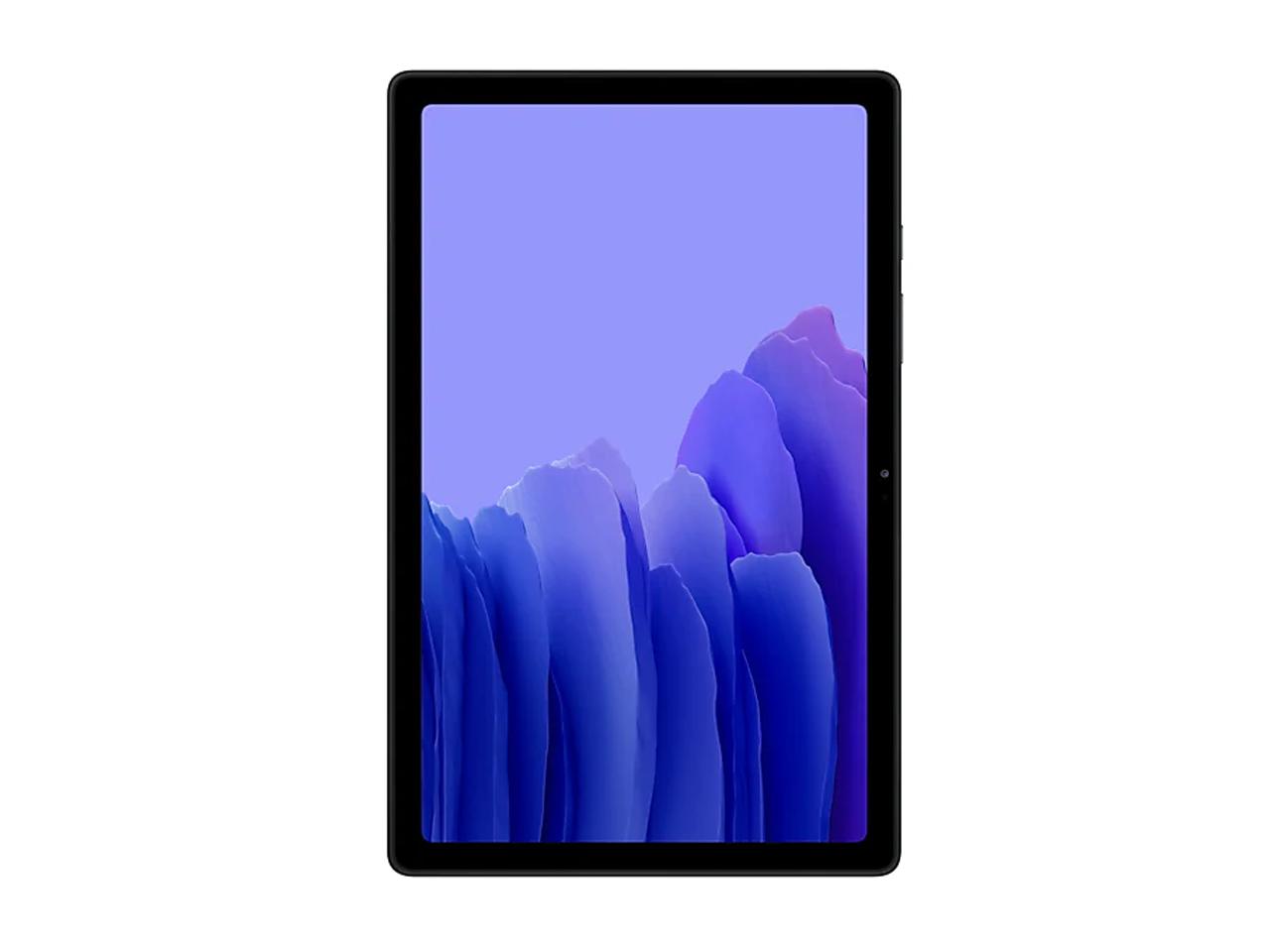 """Samsung Galaxy Tab A7 - 10"""" - 32GB - Mørk grå"""