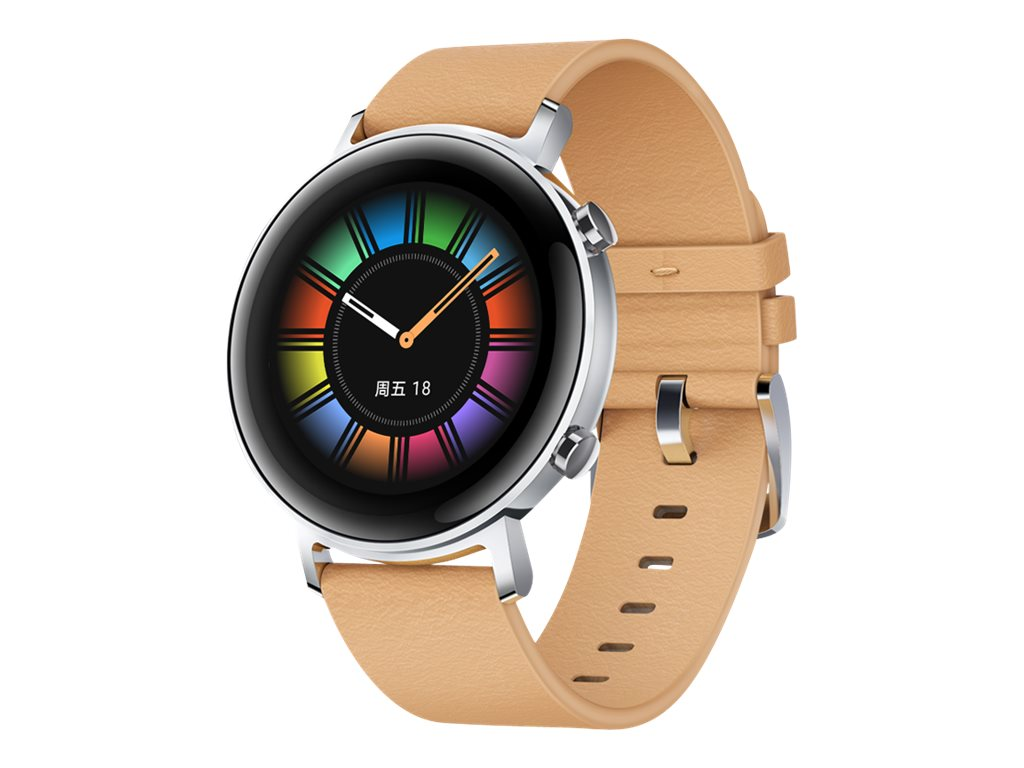 Huawei Watch GT2 - 42mm - kaki