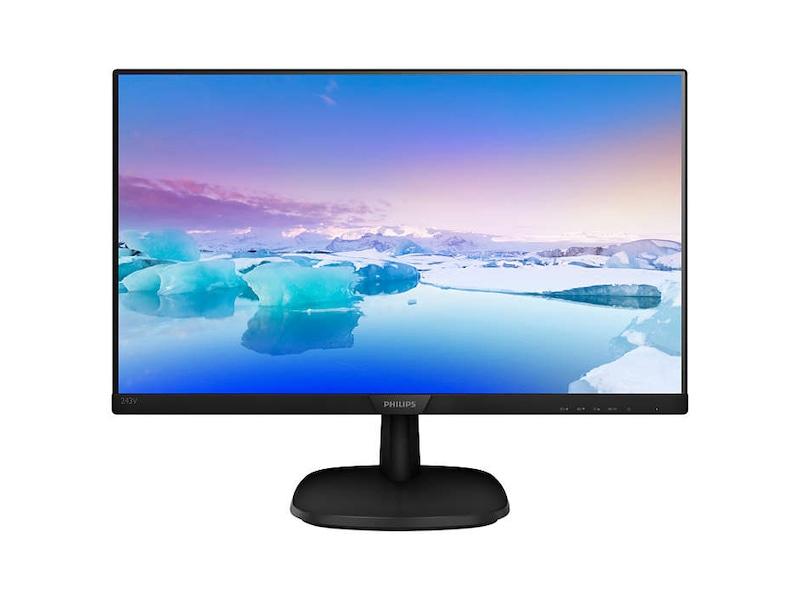 """Philips  27"""" LCD-skjerm - svart"""