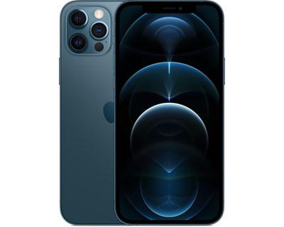 iPhone 12 Pro Max 256GB-5G-asurblå - 24 mnd garanti
