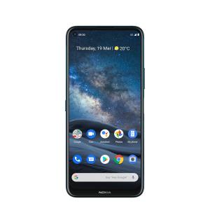 Nokia 8.3 6/64GB-5G-blå - 24 mnd garanti
