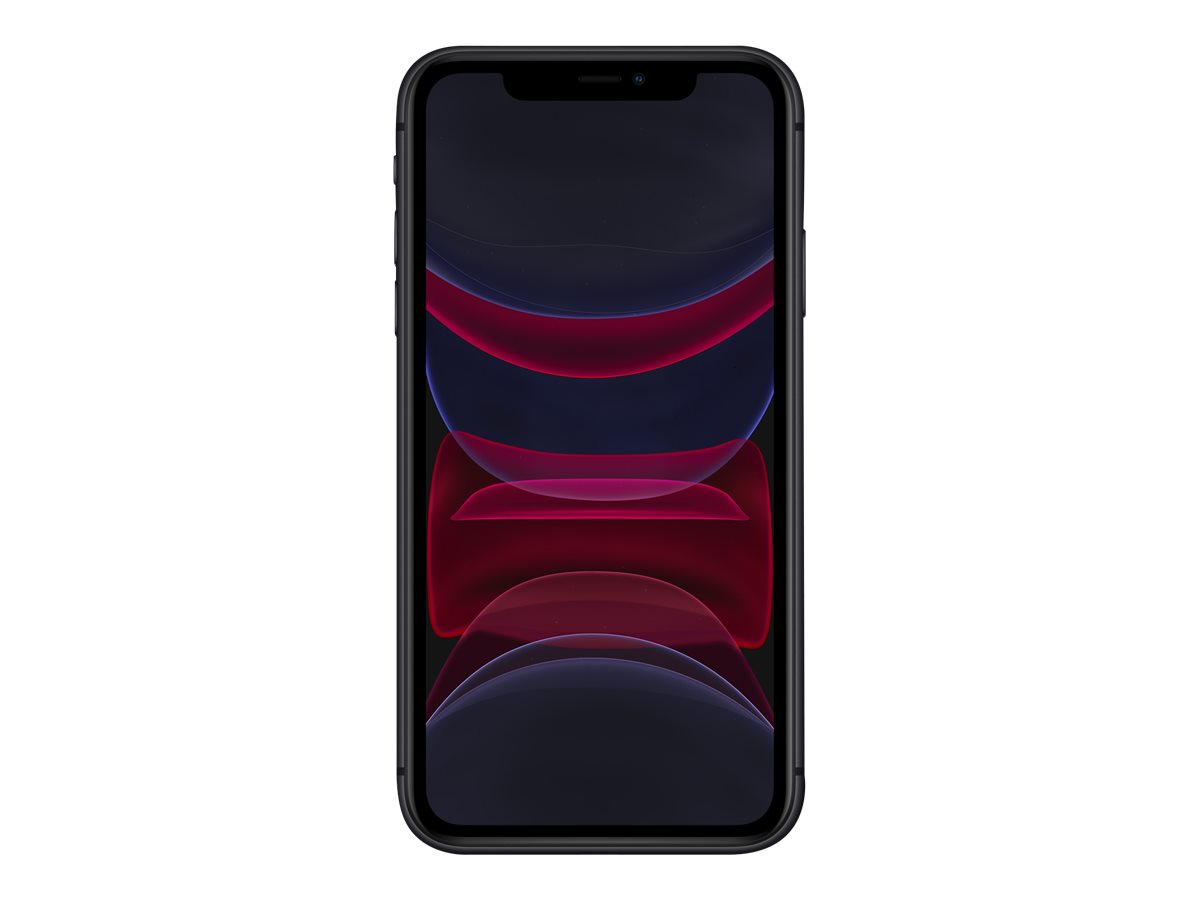 iPhone 11 128 GB - 5G - Svart - 24 mnd garanti - ECU