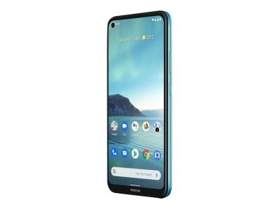 Nokia 3.4 DS - 32 GB - 4G- Blå