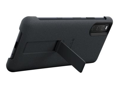 Baksidedeksel for Sony Xperia 10 III - Svart