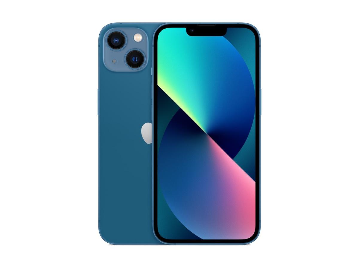iPhone 13 512GB-5G-blå-24 mnd garanti