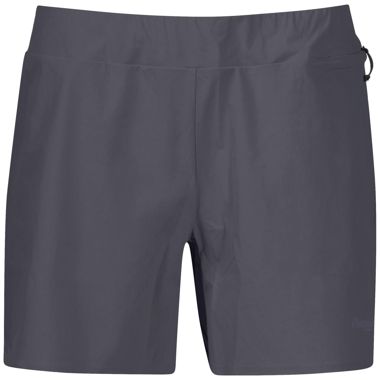Bergans  Fløyen V2 W Shorts Solid Dark Grey