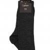 Eton Wool Dk.Grey Plain Ullsokker