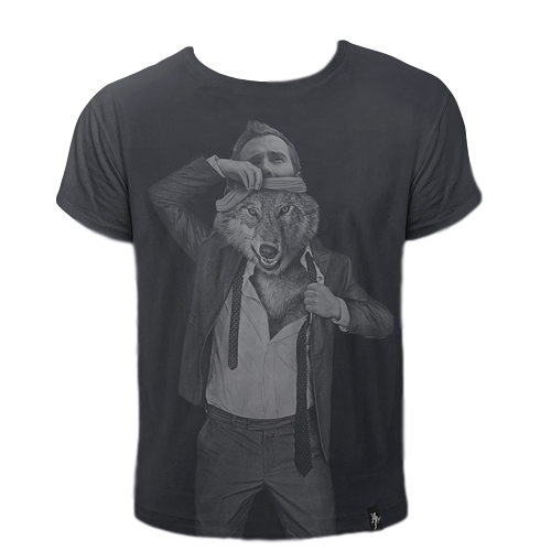 Dirty Velvet The Wolf Within T-shirt