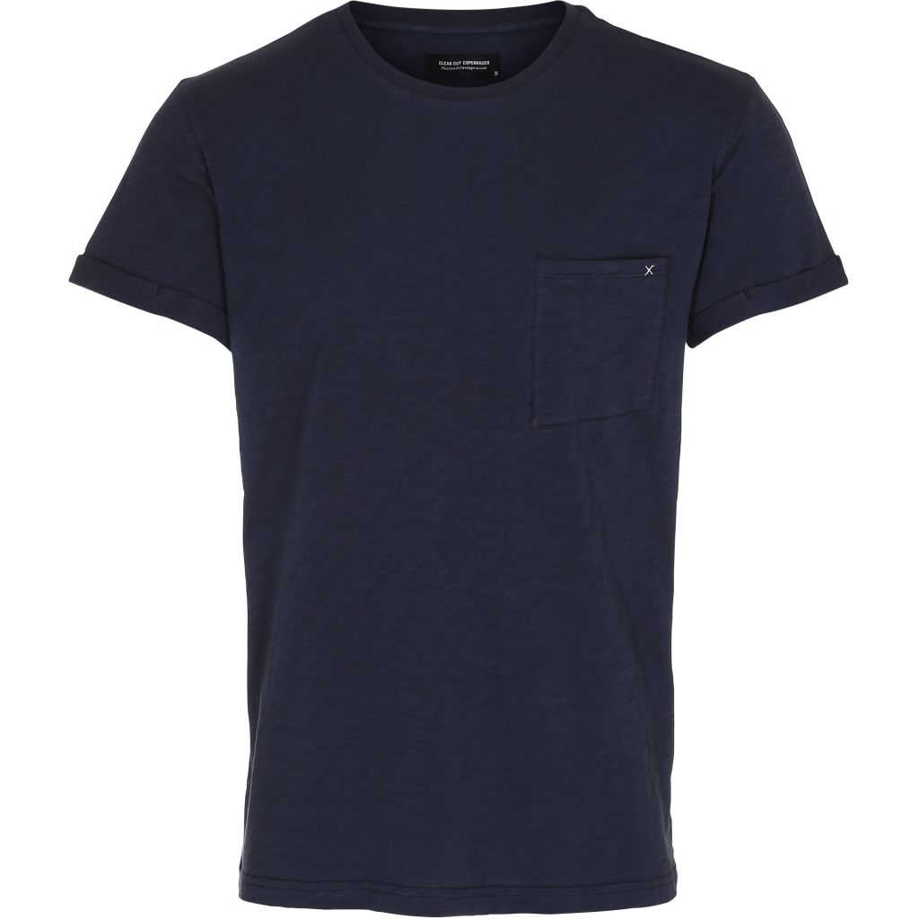Clean Cut Kolding Tee Basic T-skjorte