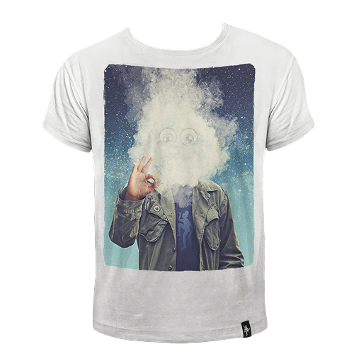 Dirty Velvet Head in the Clouds T-shirt