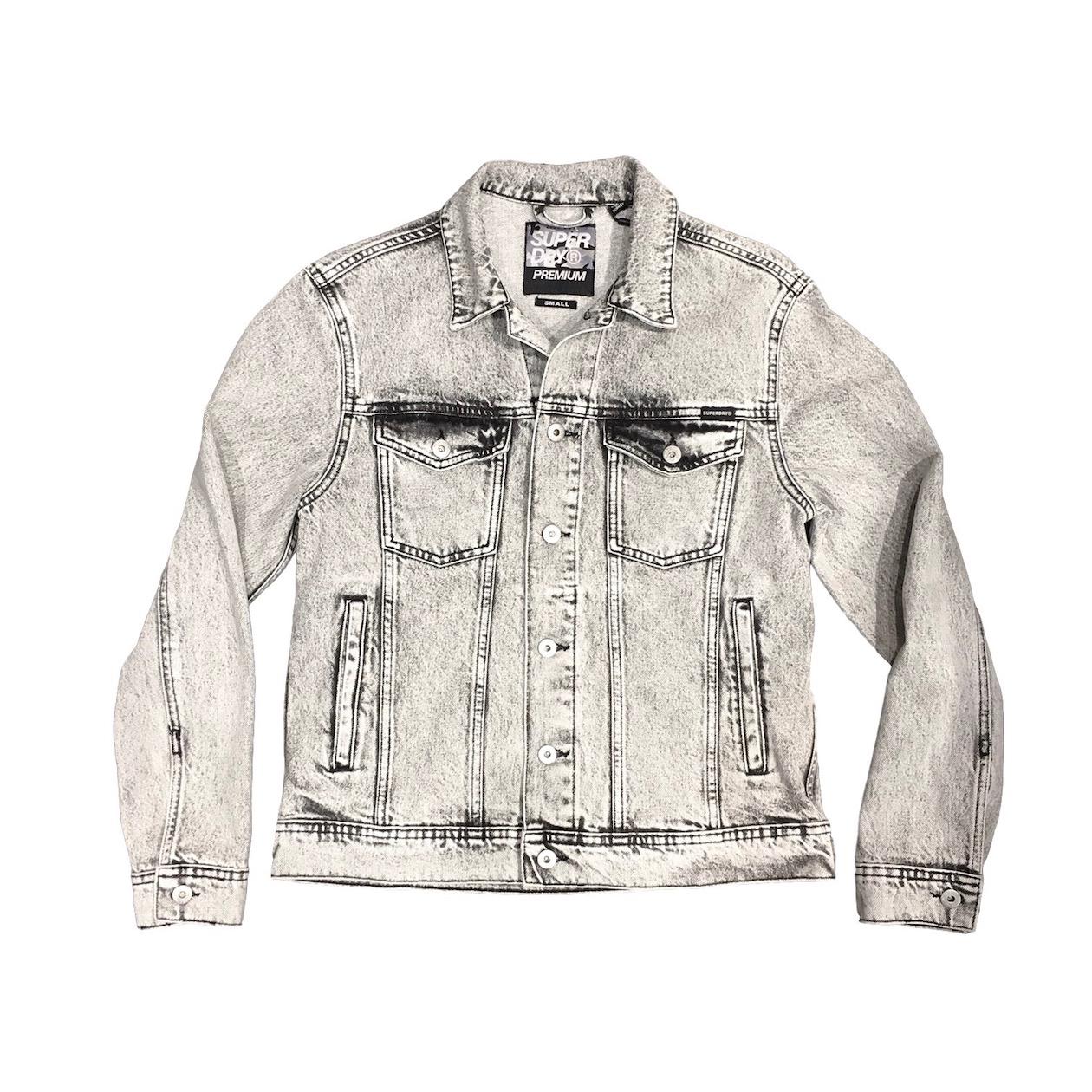 Superdry Highwayman Trucker Jacket