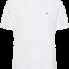 Calvin Klein Logo Refined Pique Slim Polo