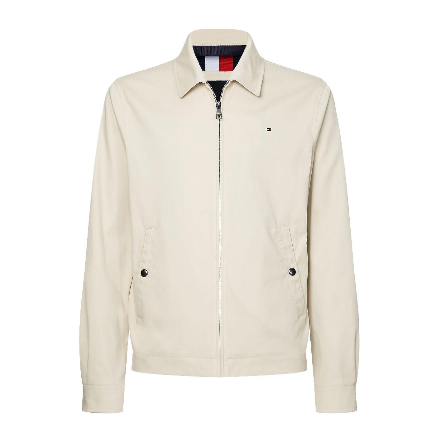 Tommy Hilfiger Lightweight Cotton Flex Ivy Jacket
