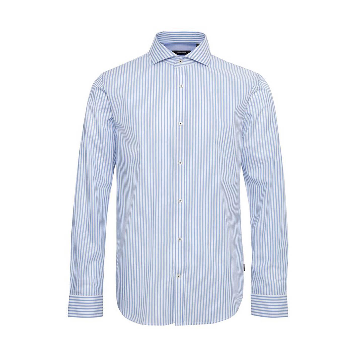 Matinique MAtrostol BC1 Blue Stripe Shirts