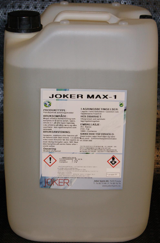 JOKER MAX-1 25 L