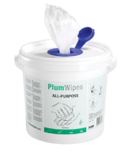 PLUMWIPES ALL PURPOSE 200 STK BOKS