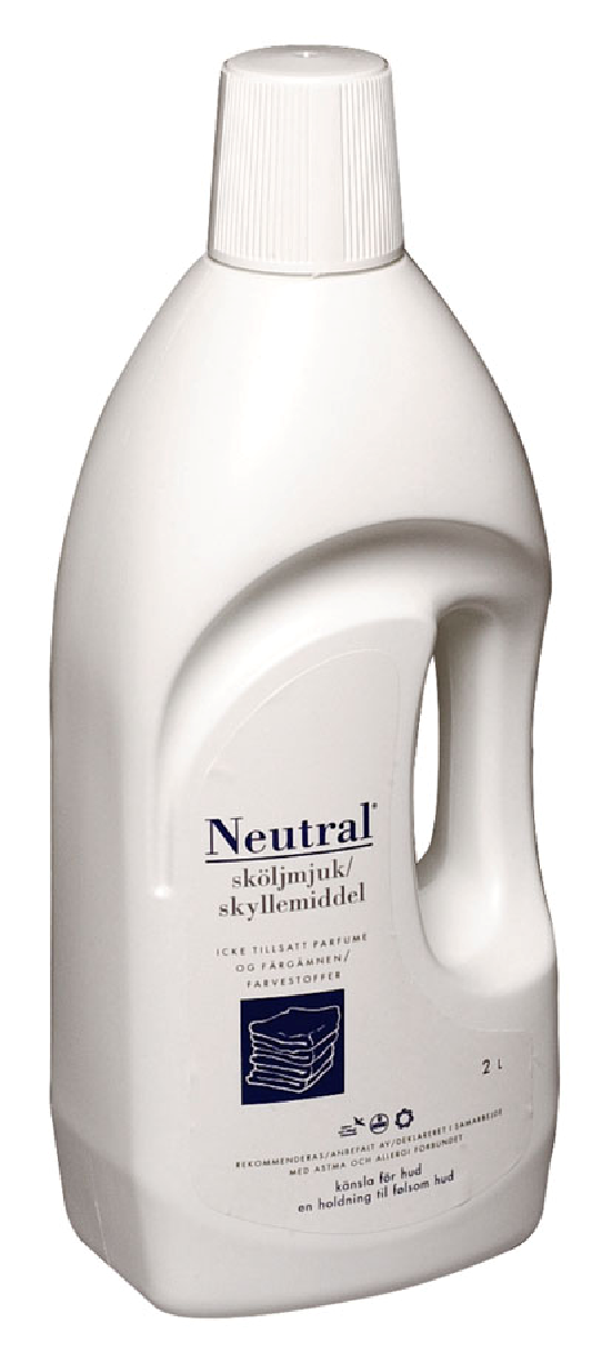 NEUTRAL SKYLLEMIDDEL/TØYMYKNER 1 L