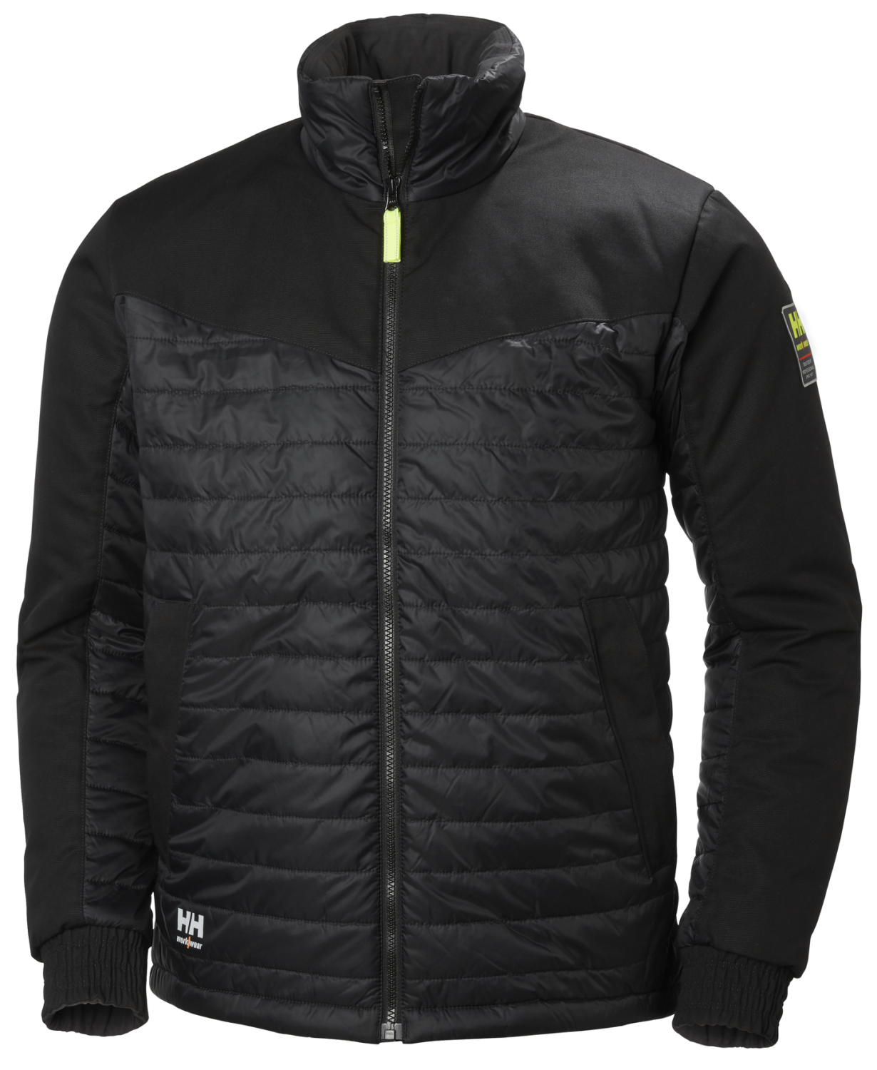 OXFORD INSULATED JACKET