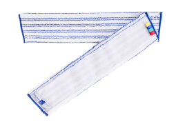 ALLROUND MICROFIBER-MOPP CLEAN PLUS 40 CM 5 STK