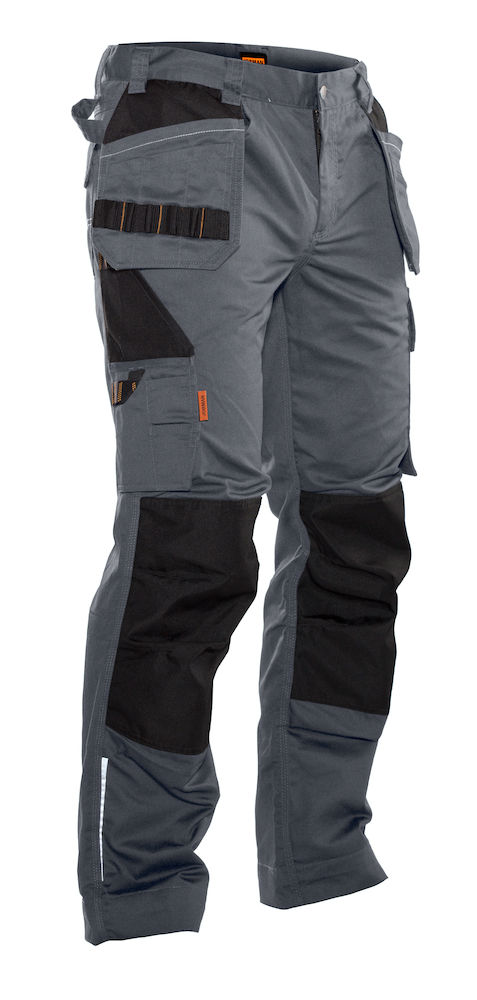 POLY COTTON WORK TROUSERS SKY