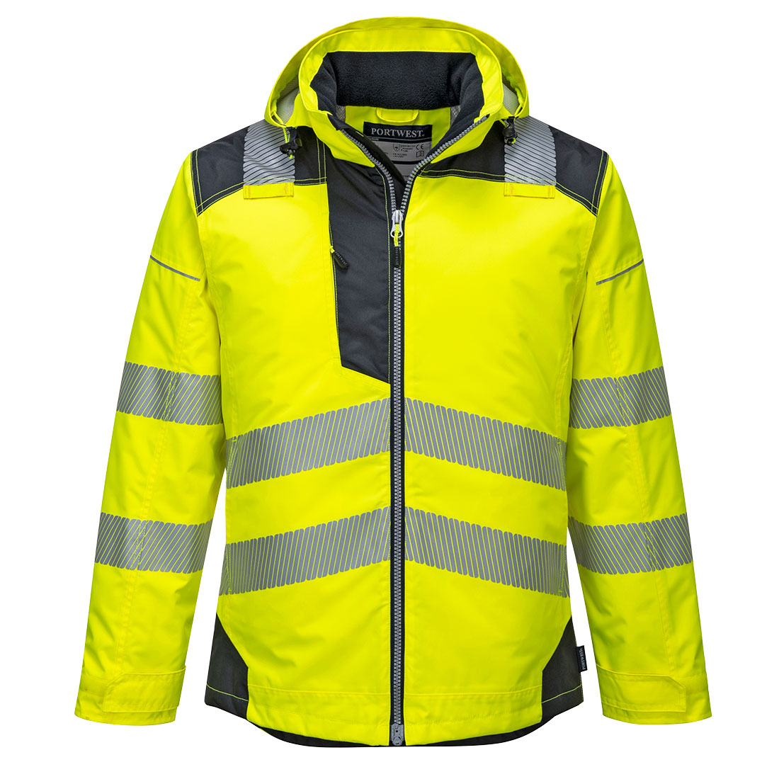 PW3 Hi-Vis Winter Jacket
