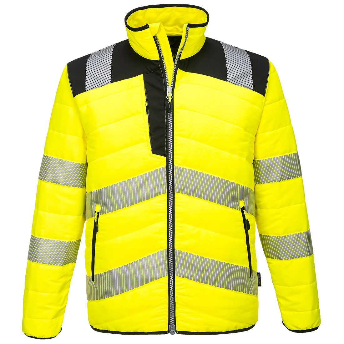 PW3 Hi-Vis Baffle Jacket