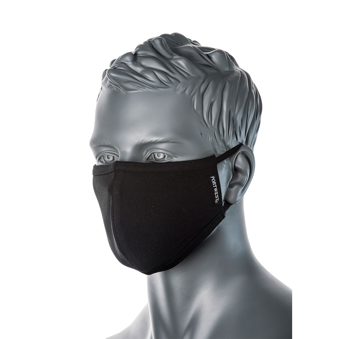 2-Ply Anti-Microbial Mask Pk25