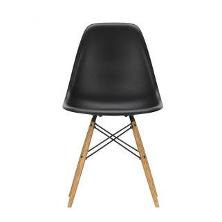 Eames Plastic Side Chair DSW Ash