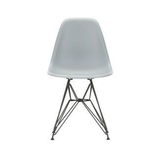 Eames Plastic Side Chair DSR Dark Legs