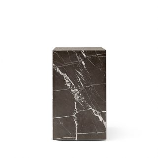 Plinth Tall Marmor Sidebord