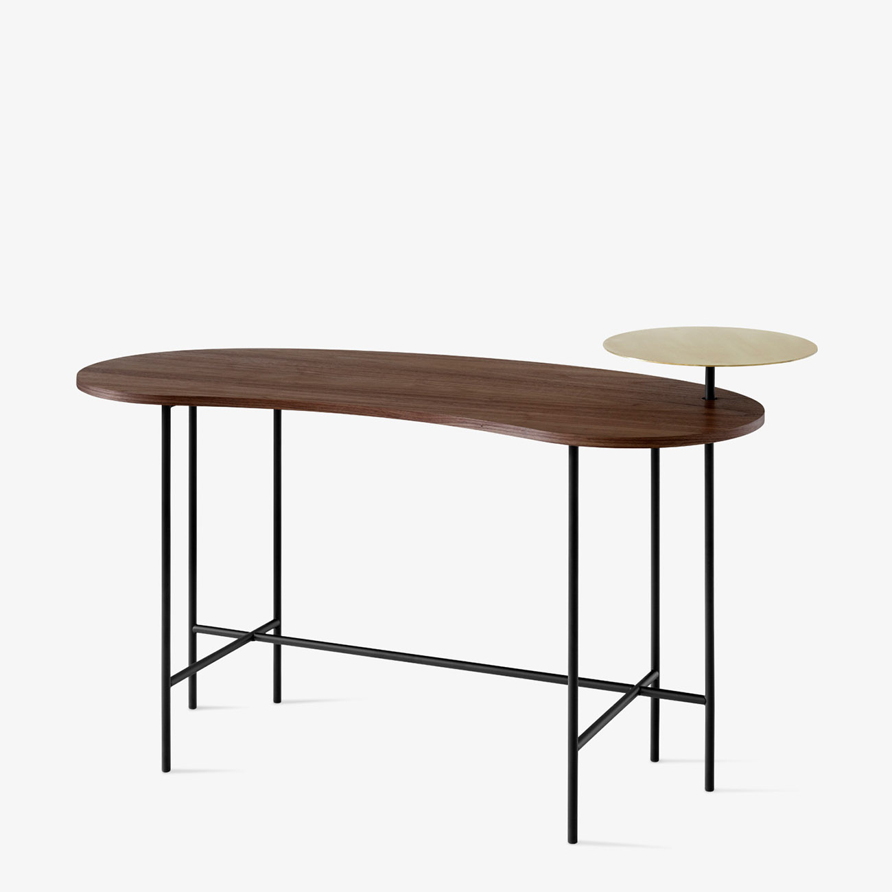 Palette Skrivebord JH9 Valnøtt