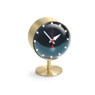 Klokke Night Table Brass