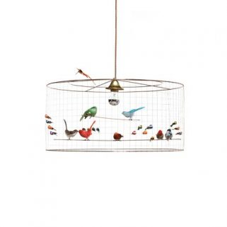 Birdlamp Taklampe M
