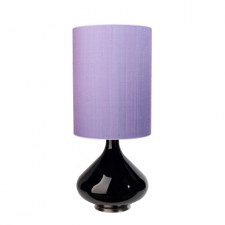 Flavia Bordlampe Lavendel 40x30